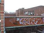 The Art/Deco School (Roof)
